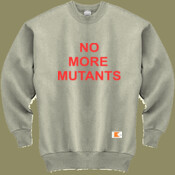 NO MORE MUTANTS!